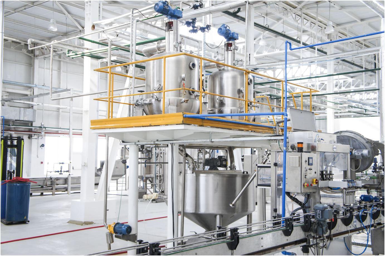 Machines de production de confiture